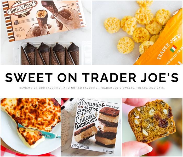 Introducing a Trader Joe's review blog: Sweet on Trader Joe's