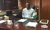 Festus Keyamo Shares Photo of His New Office, Announces Leave From Law (Photo)