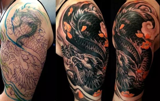 Mujer Tattoo Covers