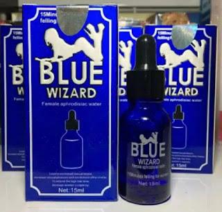 Berapa Lama efek blue wizard hilang