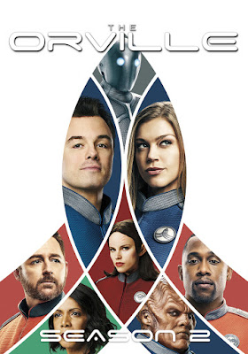 The Orville (TV Series) S02 DVD R1 NTSC Sub 4DVD