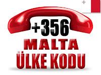 +356Malta ülke telefon kodu