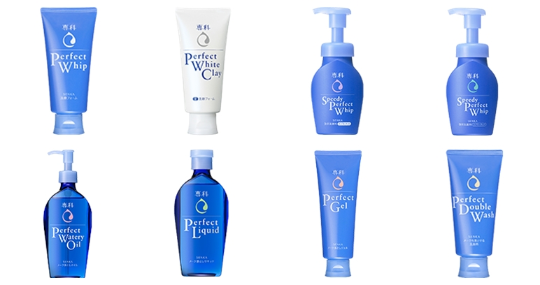 shiseido-senka-products