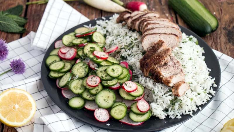 Easy Baked Pork Tenderloin