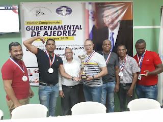 ISFODOSU, AGN, EDEESTE, EDESUR y SENASA confirman su participación en campeonato gubernamental de ajedrez virtual.