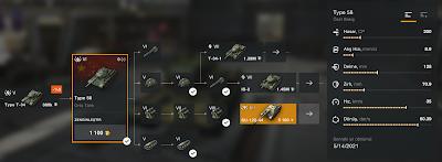 Type 58 Orta Tank