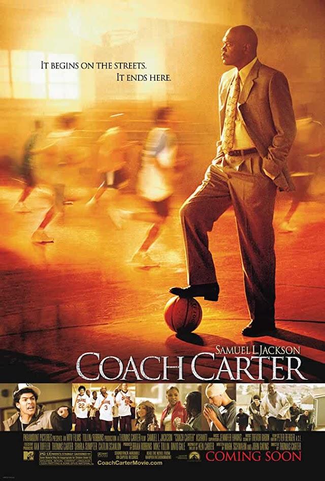 Coach Carter 2005 x264 720p Esub BluRay Dual Audio English Hindi GOPI SAHI