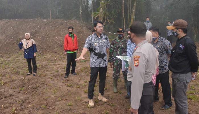 Disahkan Dirjen KSDA dan Ekosistem, Pembangunan Bumi Parkembahan di Tahura Masuk Dalam RPJP