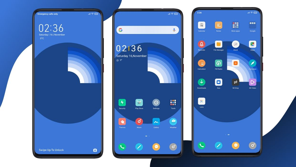 Material Pro 2.0 MIUI Theme