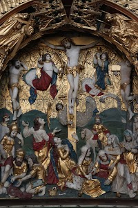 A Comper Altarpiece for Athelstan Riley