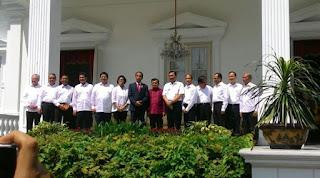 Kabinet Jokowi Reshuffle Jilid 2