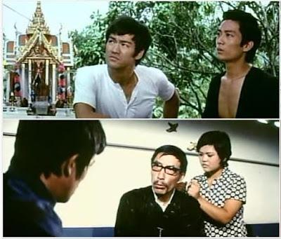 Kárate a muerte en Bangkok (1971) Tang shan da xiong