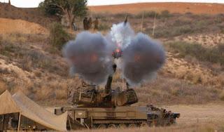 شهيدان في قصف اسرائيلي لموقع تابع للقسام شمال قطاع غزة  التفاصيل من هناا