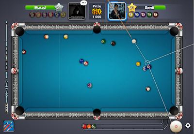 8 Ball Pool Long Lines