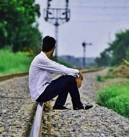 desi ladka indian boy sad image