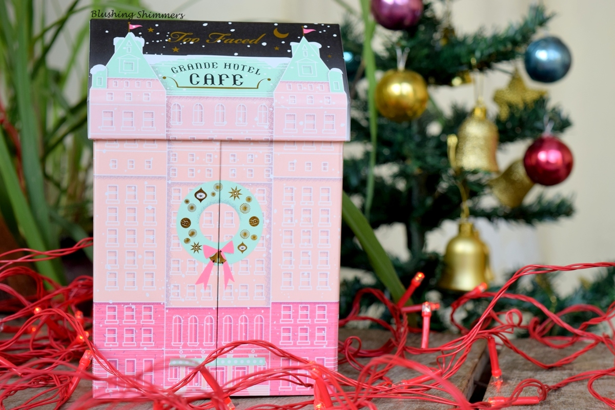 Too Faced Grand Hotel Cafe