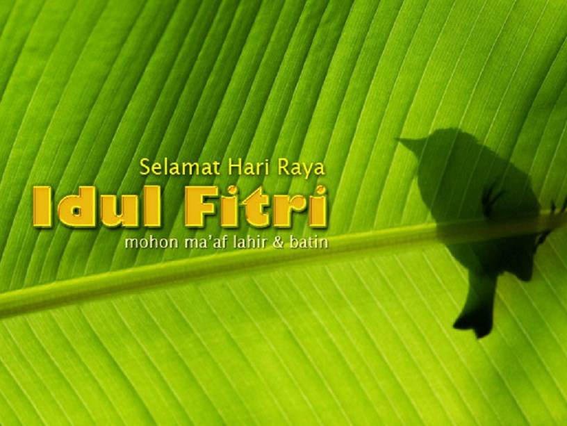 Khutbah Idul Fitri Terbaru Keutaman Menjaga Persatuan Umat ketupat idul fitri
