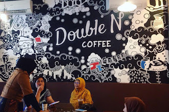 Nongkrong dan Ngopi Bareng Teman - Make The Perfect Blends at Double N Coffee