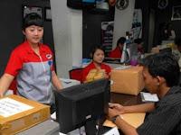 Lowongan Kerja PT. TIKI JNE Padang (Ditutup 12 Mei 2017)