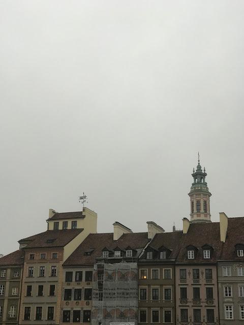 varsavia old town