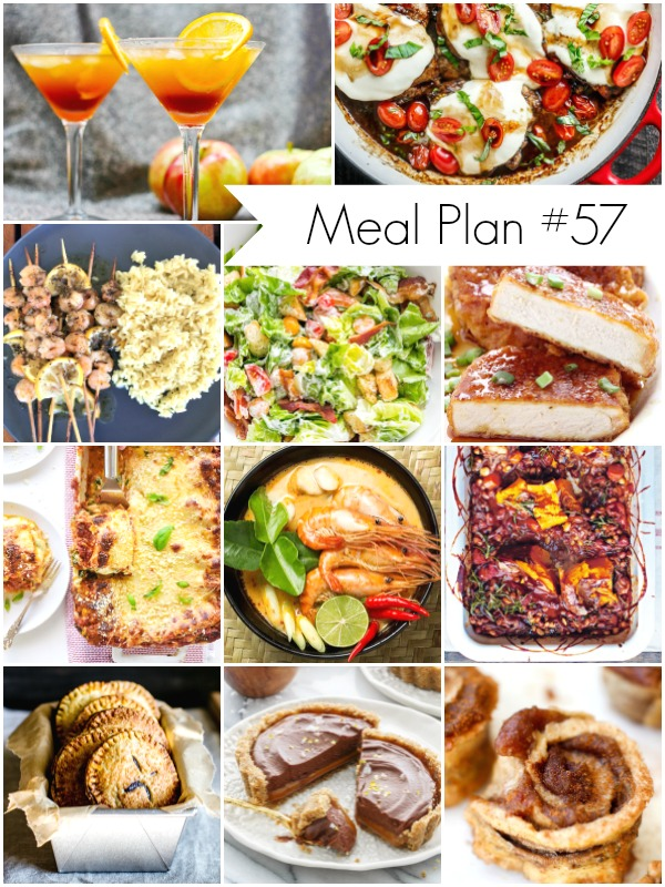 Delicious recipes to step up your meal planning process