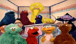 Sesame Street 4159