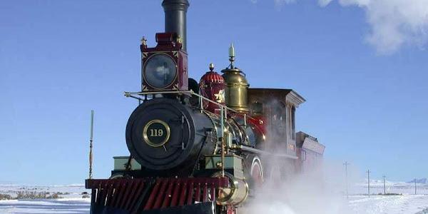 Greenland Celebrate the Advent of Train