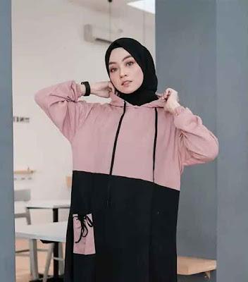 model kerudung hoodie 7