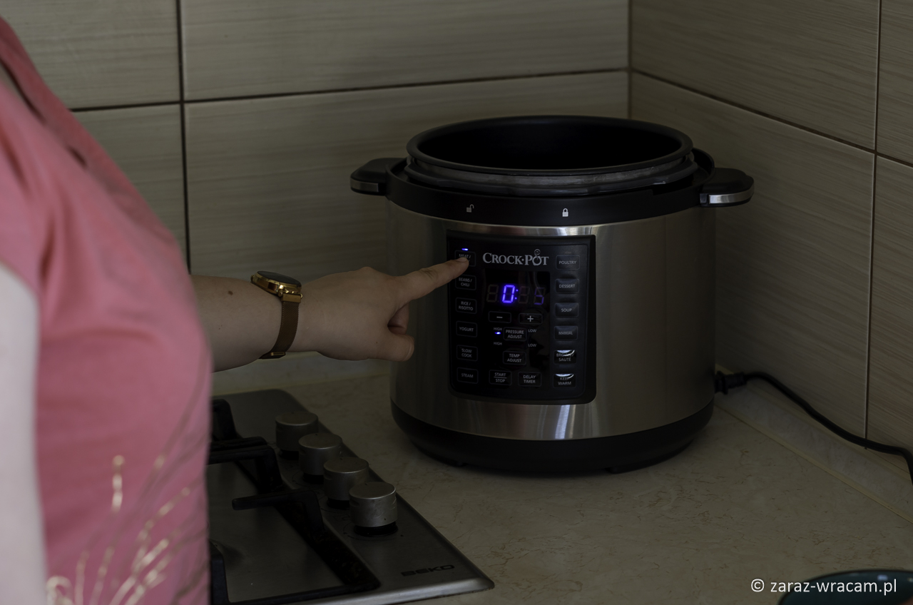 Multicooker Crock-Pot