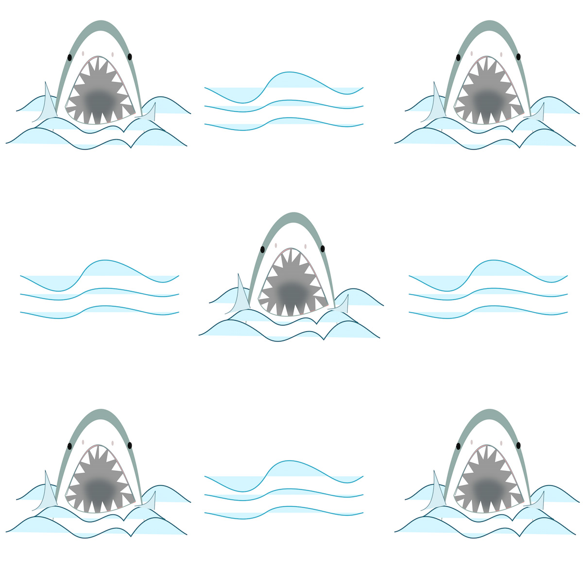 digital shark scrapbooking paper ausdruckbares digital shark scrapbooking paper ausdruckbares geschenkpapier bie