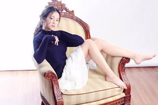 Gái xinh facebook hot girl Tam Triều Dâng