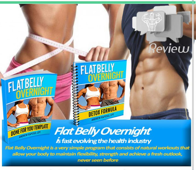 Flat Belly Overnight ebook