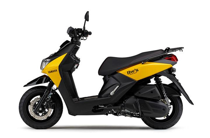 Yamaha BW'S 125 từng ra mắt tại Việt Nam có bản mới, giá từ 3.150 USD