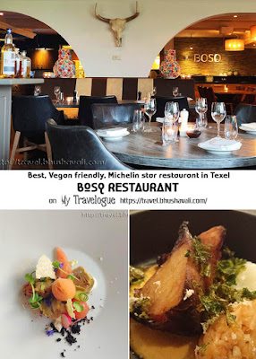 Bosq restaurant texel review pinterest