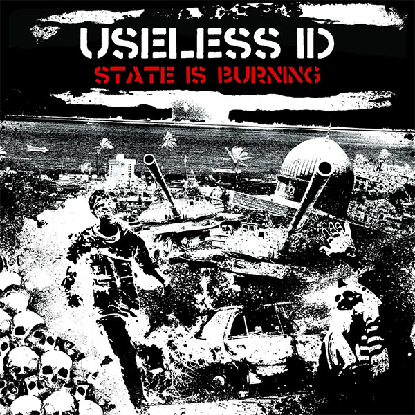 "Useless ID release video for ""How To Dismantle An Atom Bomb"""