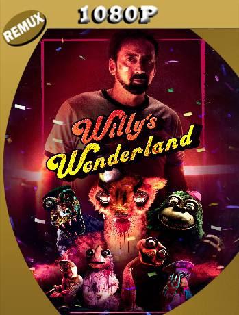 Willy's Wonderland (2021) Remux 1080p Latino [GoogleDrive] Ivan092