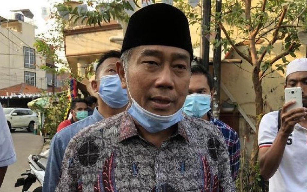 Minta Risma tak Usik Kerja Anies, Haji Lulung: Urus Saja Bansos Tunai, Jangan Sampai Lahir Tunawisma-Tunawisma Baru!