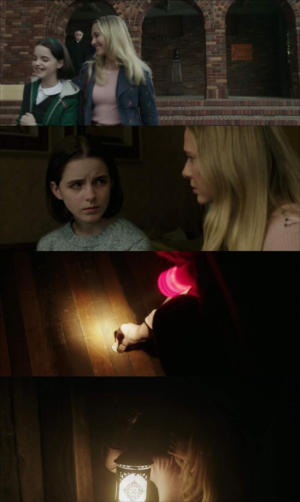 Annabelle 3 Viene a Casa (2019) DVDRip Latino