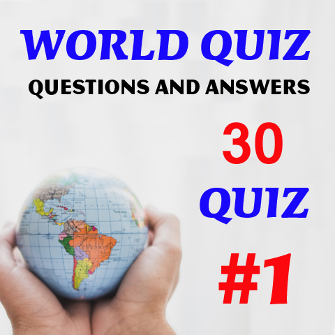 World General Knowledge Quiz Questions and Answers - Part