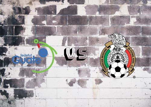 Guatemala vs México  Resumen