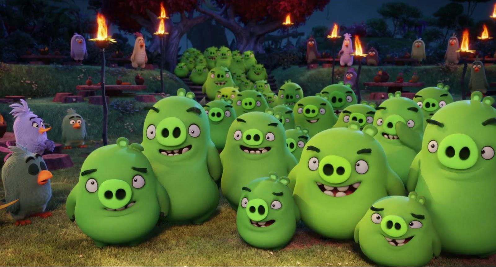 Angry Birds Movie Characters: La Bara Volante: Angry Birds