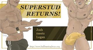 https://ballbustingboys.blogspot.com/2020/04/superstud-returns-josh-meets-logan.html