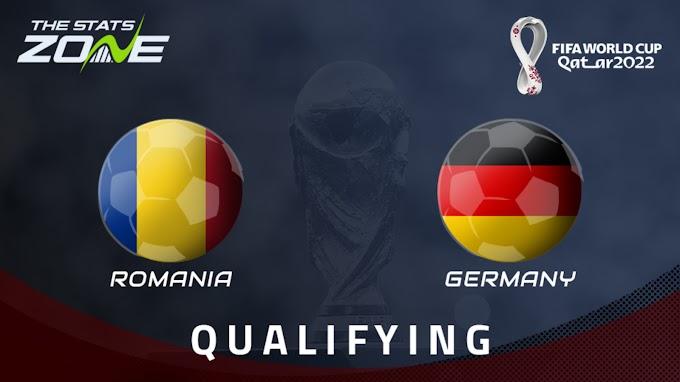 مشاهدة مباراة رومانيا و ألمانيا بث مباشر