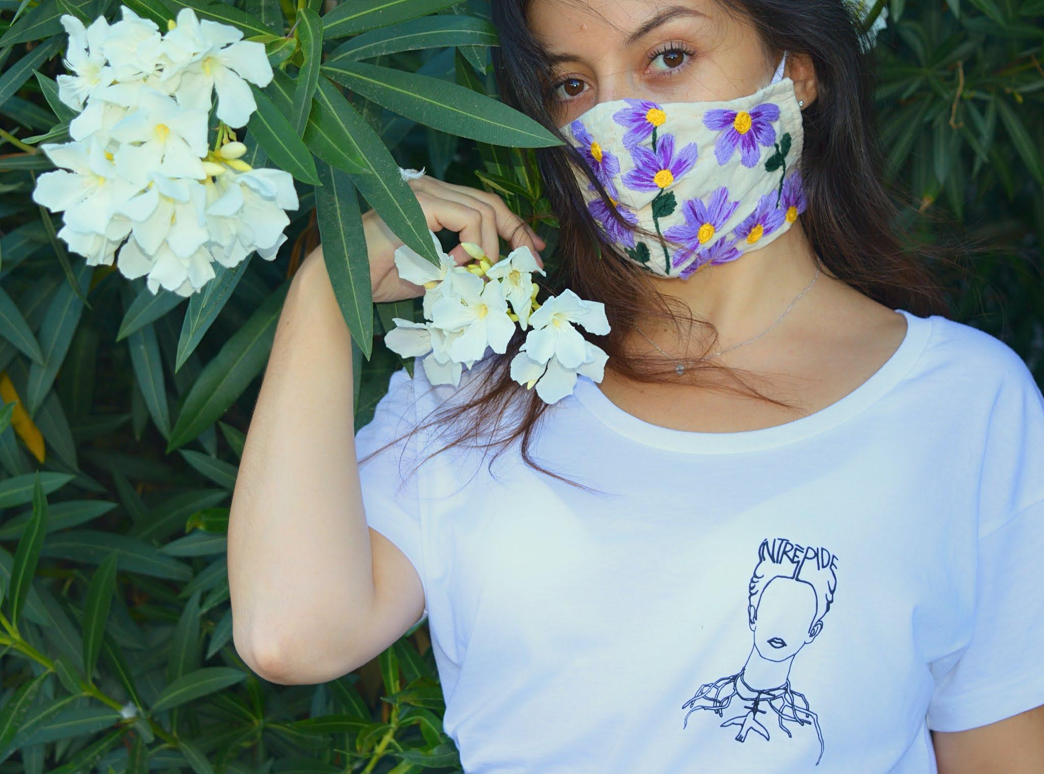 Dans les fleurs de Mislata