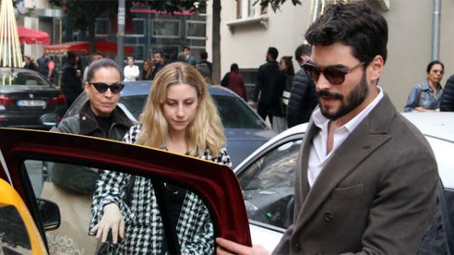 Akin Akinözü, Özlem Akınözü și Sandra Pestemalciyan