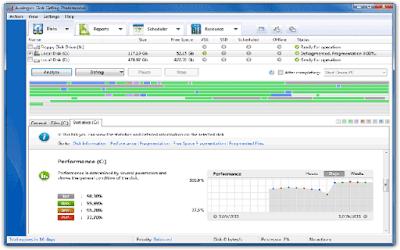 Auslogics Disk Defrag Professional 4.9.5.0 Multilingual