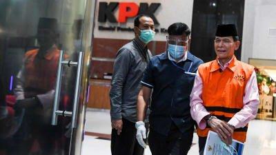Eks Anggota BPK Rizal Djalil Resmi Ditahan KPK