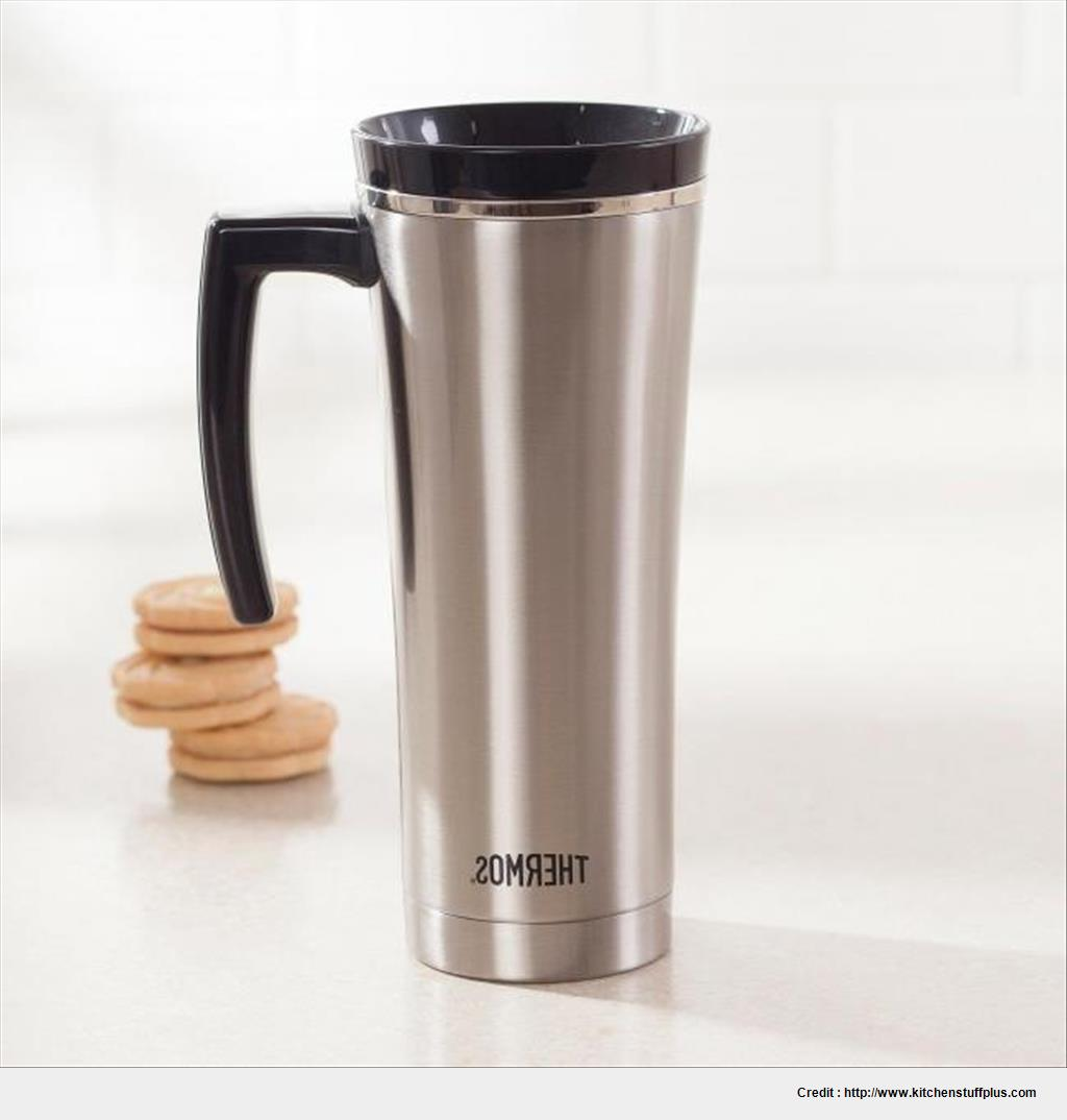 Best Thermos Travel Mug With Handle photograph