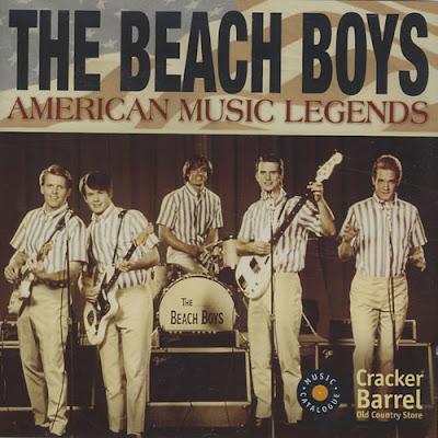 Os sons animais dos Beach Boys não ficam velhos