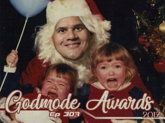 GODMODE 307 - AWARDS 2017